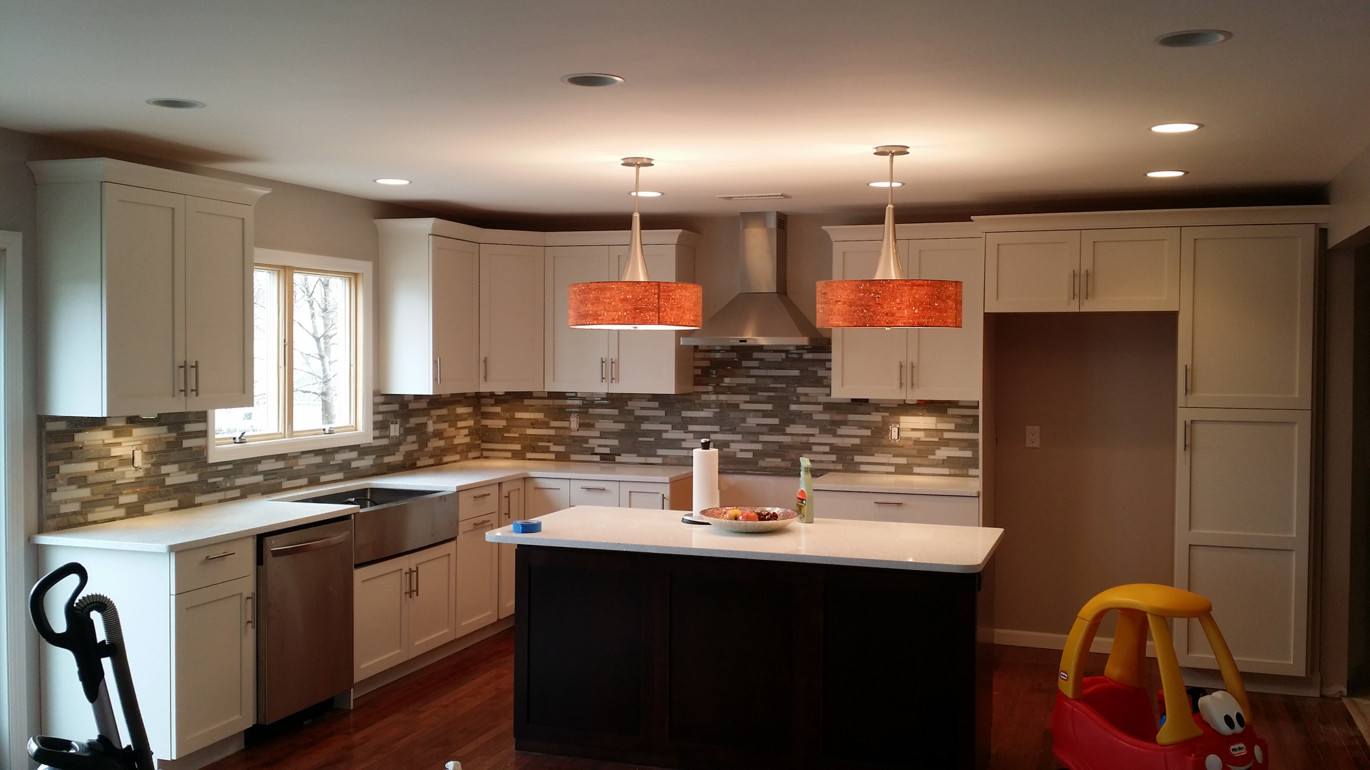 Flatfolio projects archive home renovation nj for Complete kitchen remodel price